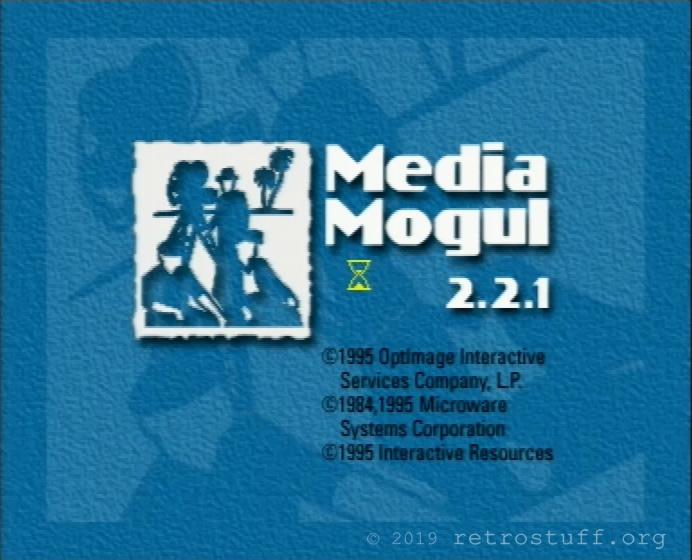 MediaMogul 2.2.1 loading