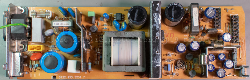 Philips CDI605T power supply