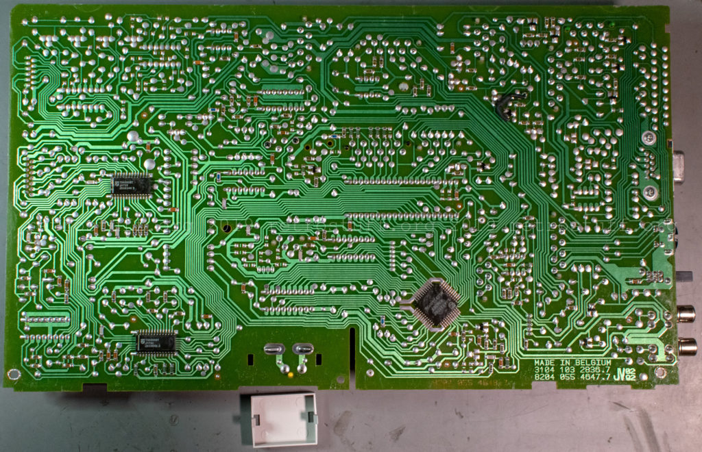 Philips CDI605T CD panel