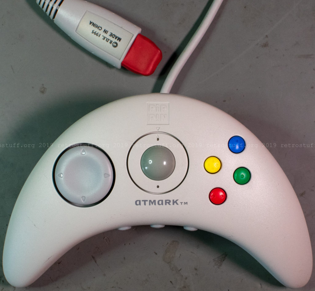 Bandai Pippin Atmark AppleJack controller