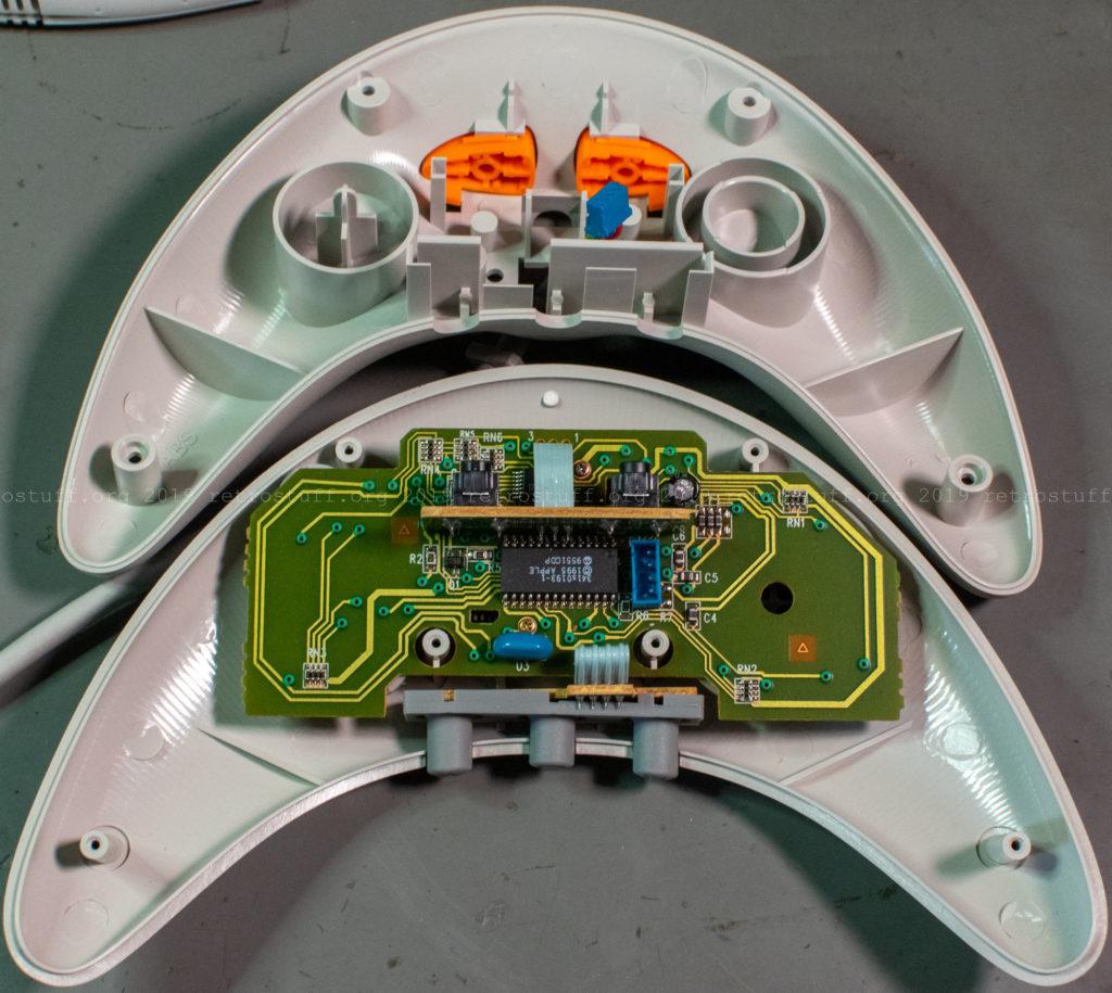 Atmark AppleJack controller - inside