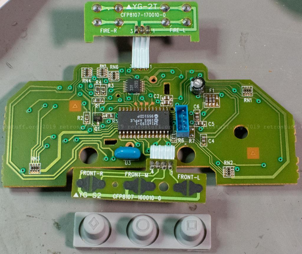 Atmark AppleJack controller PCB
