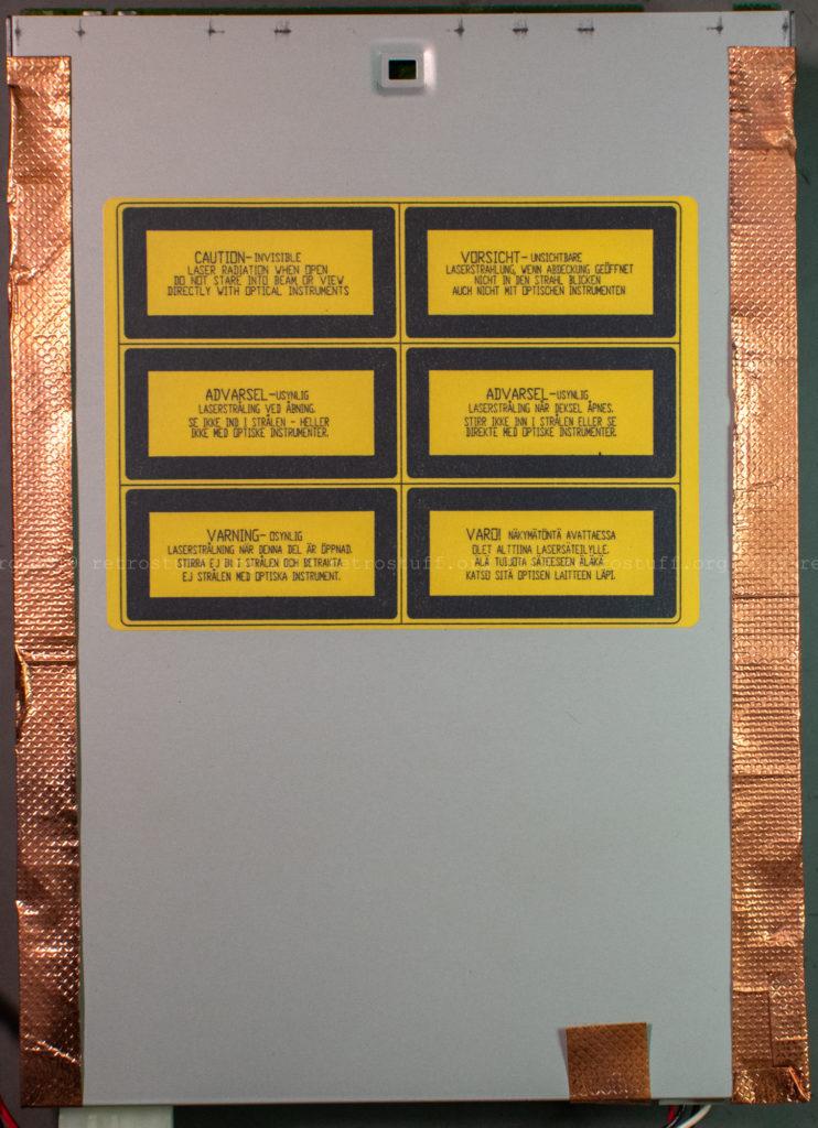 Matsushita CR-504-L 4x SCSI CD-ROM