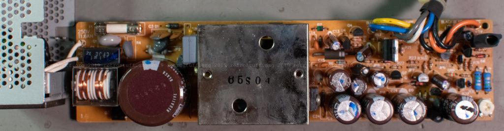 VOLTEK SPEC7188B switching power supply