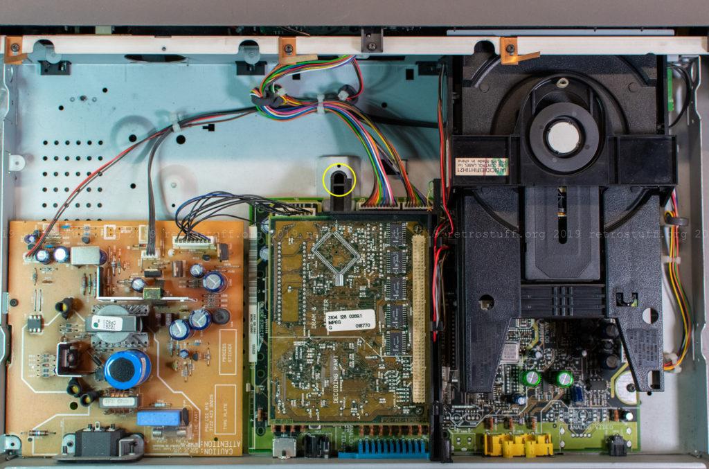 CDI660 inside