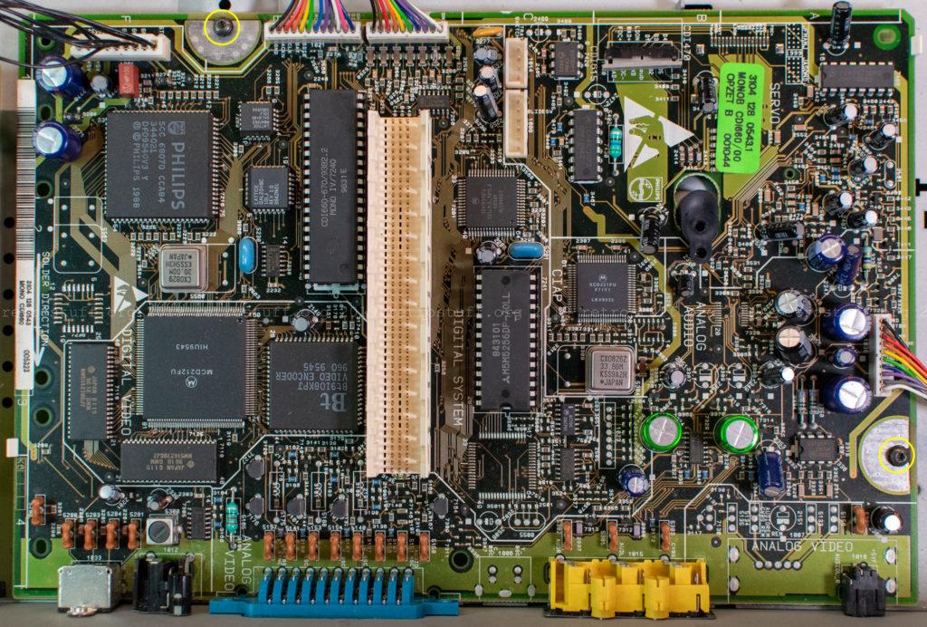 CDI660 Mono IV board