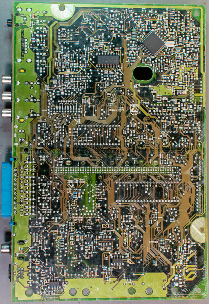 CDI660 Mono IV board (back)