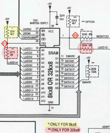 CDI220/80 service manual (µP part circuit diagram)