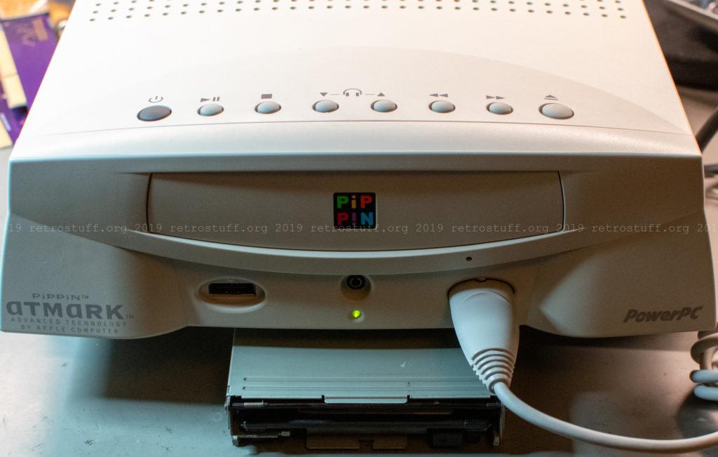 Pippin Atmark Floppy Adapter