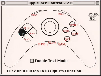 AppleJack Control 2.2.0 application