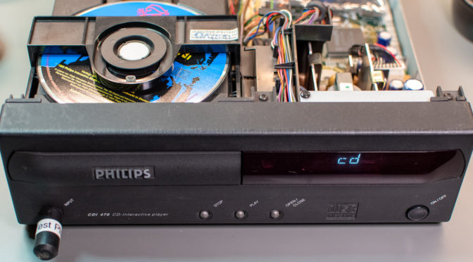 Philips CDI470 Diagnosis and Repair