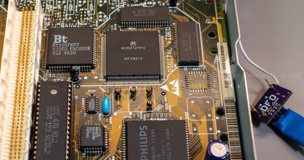 DIL-8+14 oscillator socket