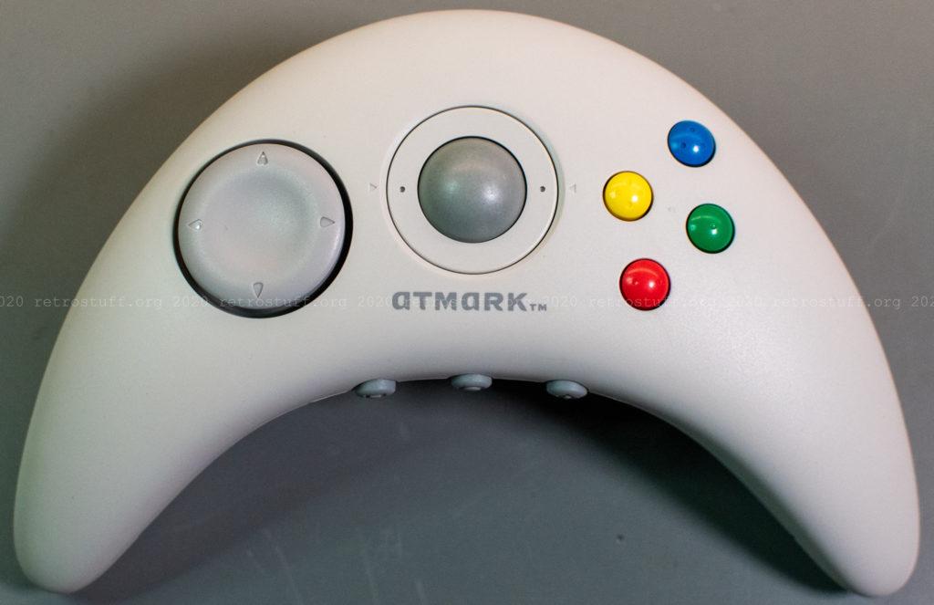 Atmark Wireless Controller