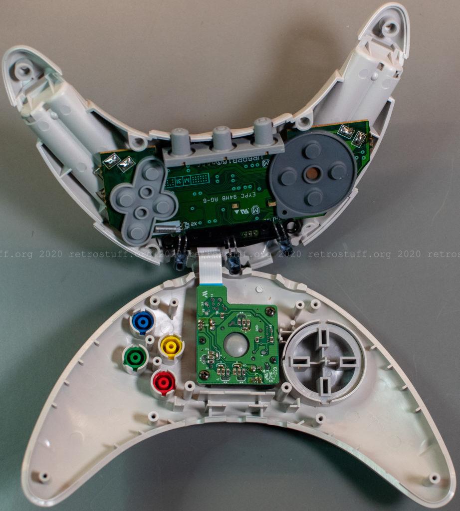 Atmark Wireless Controller - disassembled
