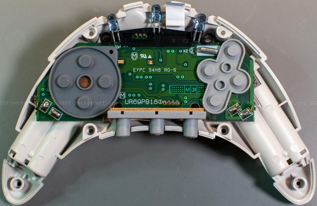 Atmark Wireless Controller - lower half