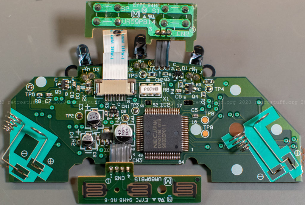 Atmark Wireless Controller - PCB