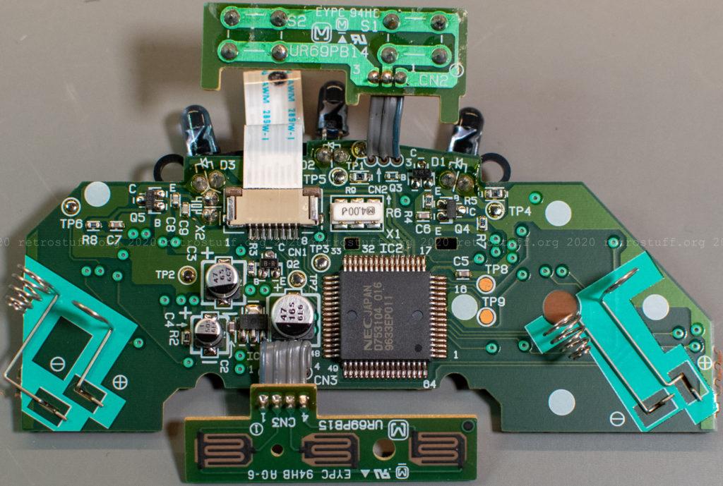 Atmark Wireless Controller - PCB