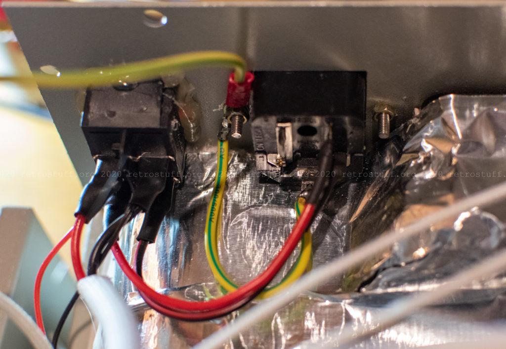 T-962 ground wire