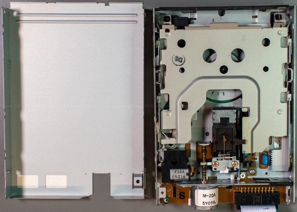 Mitsubishi MF355F-2592MA floppy disk drive