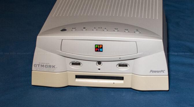 Pippin Atmark Floppy Unit PA-82002