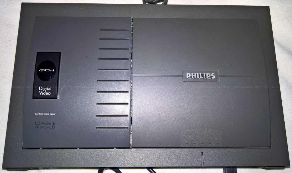 Philips CDI550/00 (top)