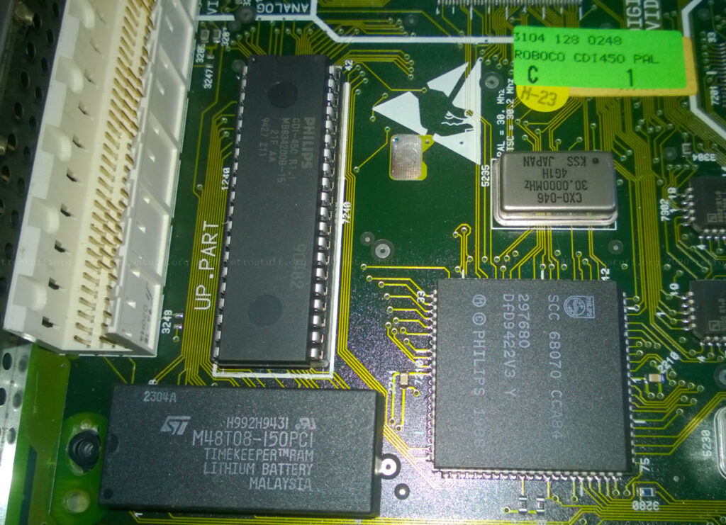 Philips CDI450 Timekeeper