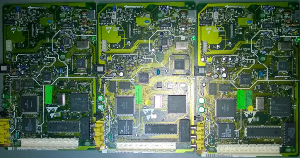 PAL Roboco mainboards