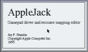 Applejack Control - about