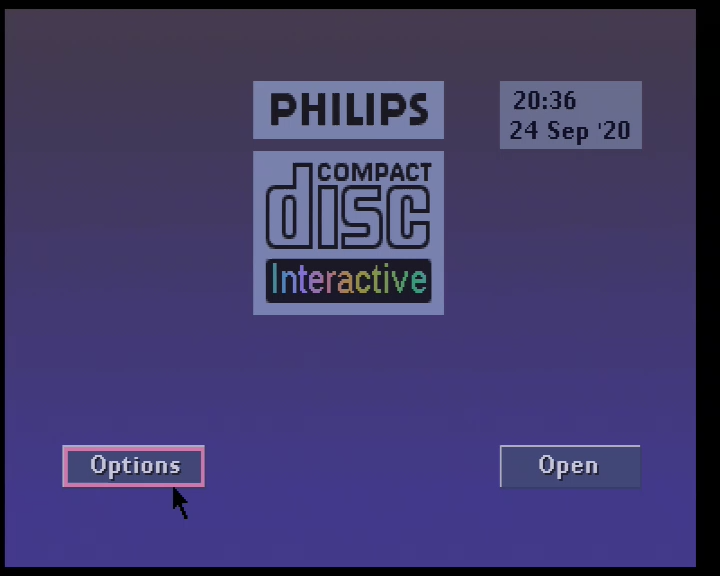 Philips CDI490 (good RGB) player shell