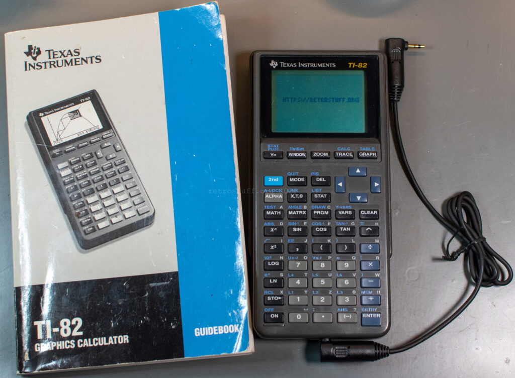 Texas Instruments Ti-82 Graphics Calculator