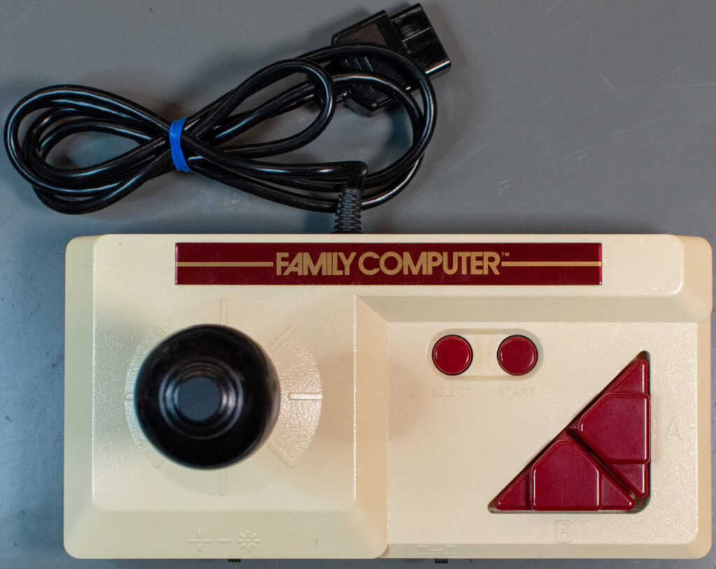 Hori Joystick-7 (HJ-7) for Famicom