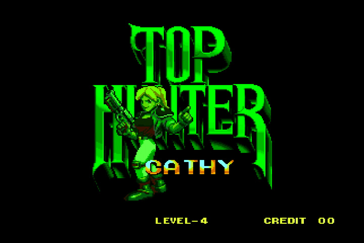 Top Hunter MVS in green