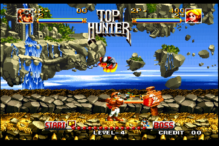 Top Hunter MVS