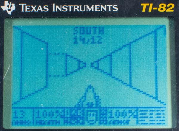 TI-82 Doom 3