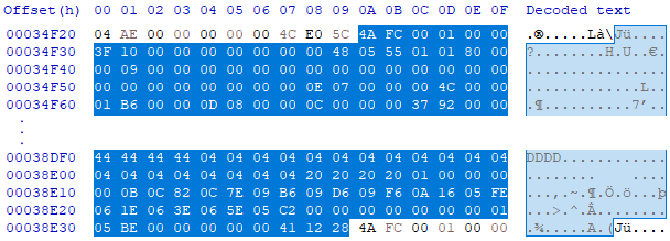 Module sv (Service Shell) in cdi490a17.rom