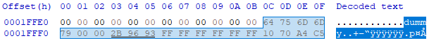 OS-9 module checksum