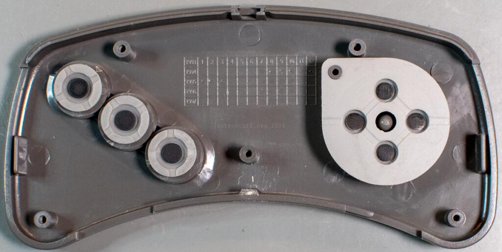Philips 22ER9021 - original rubber pad