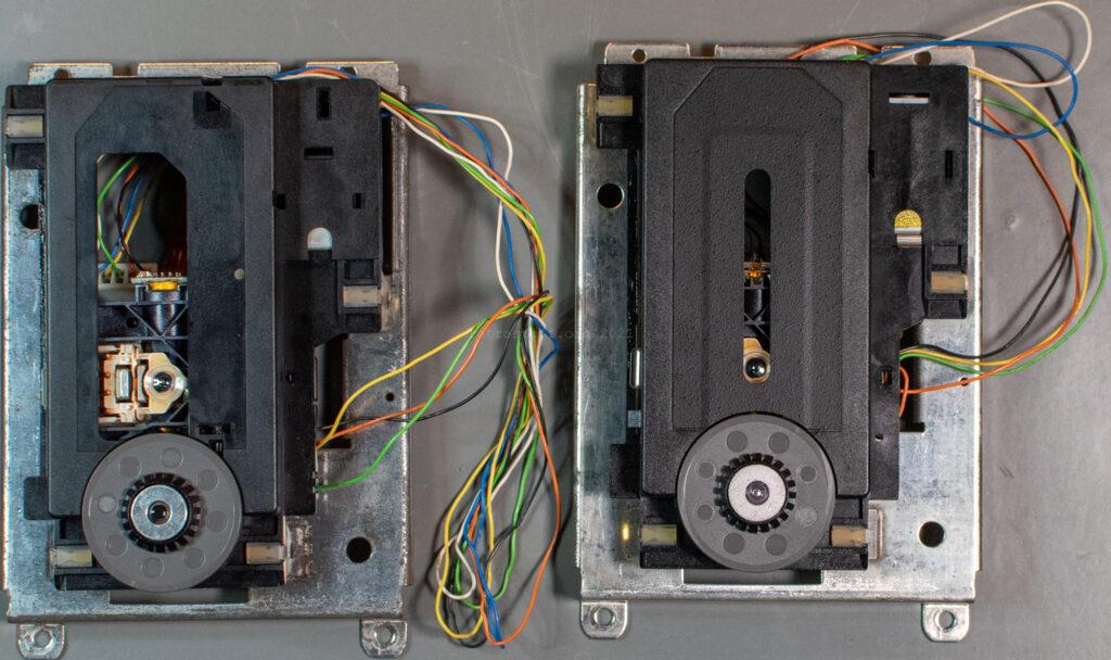 VAM 1201 and CDM 12.1T