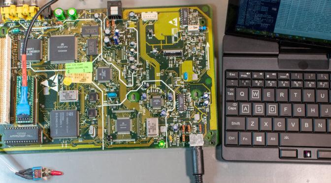 Philips CDI450 32 KB NVRAM Upgrade