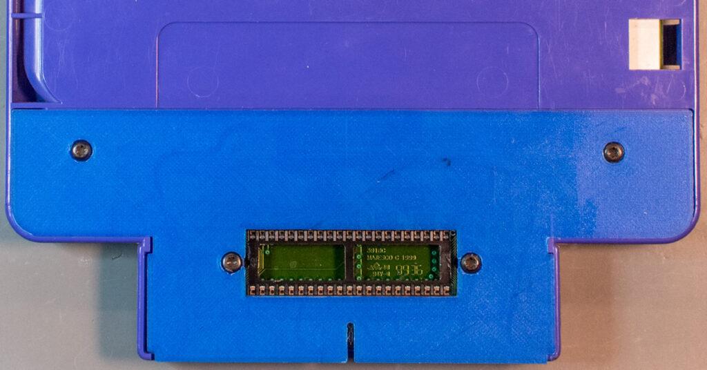 Sega Pico back cover Flashcart_OLD