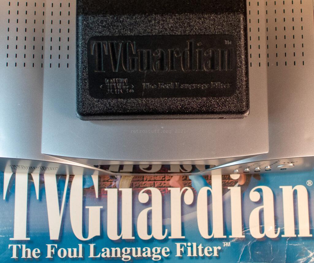 TVGuardian 101 and 201 Foul Language Filters